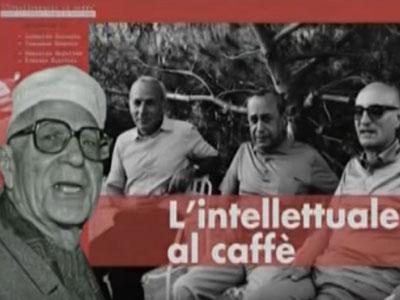 L'intellettuale al caffè, interviste con Sciascia, Consolo, Bufalino, Buttitta