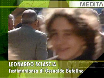 Leonardo Sciascia testimonianza di Gesualdo Bufalino